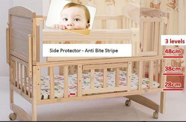 Baby Cot (Pooh Bear Design)