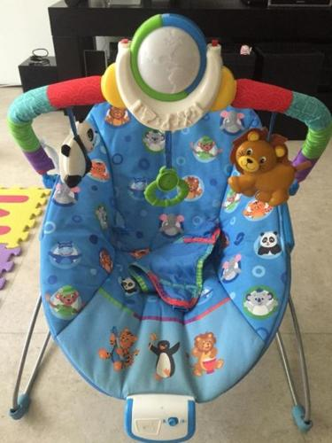 BABY EINSTEIN bouncy chair