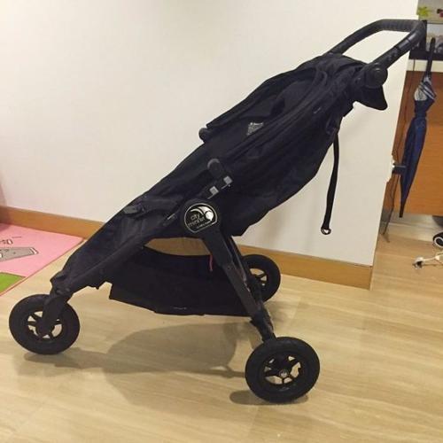 Baby Jogger City Mini GT Pram Stroller Kickboard Glider