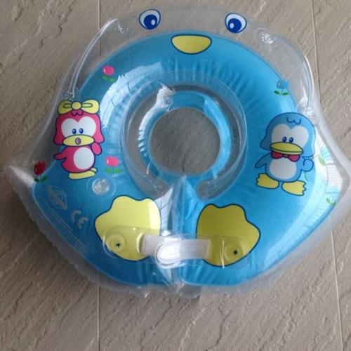 Baby swimming neck float