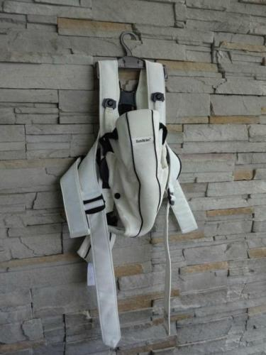 a3437ceb6a4 BabyBjorn Baby Carrier Active Mesh White for Sale in Harbourfront ...
