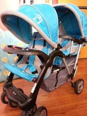 Babyone Twins Baby Stroller For Sale !