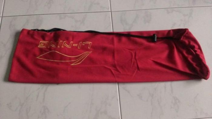 Badminton Cloth Bag [Brand New]