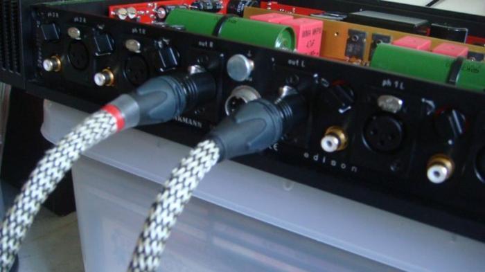 Balanced XLR / RCA Connectors Interlinks (UK)