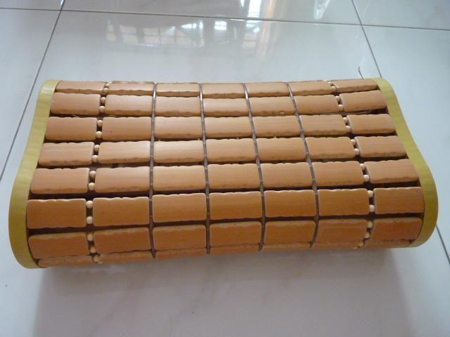 Bamboo pillow cooling