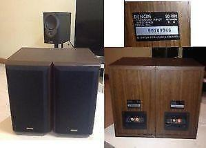BARELY USED HOME THEATER