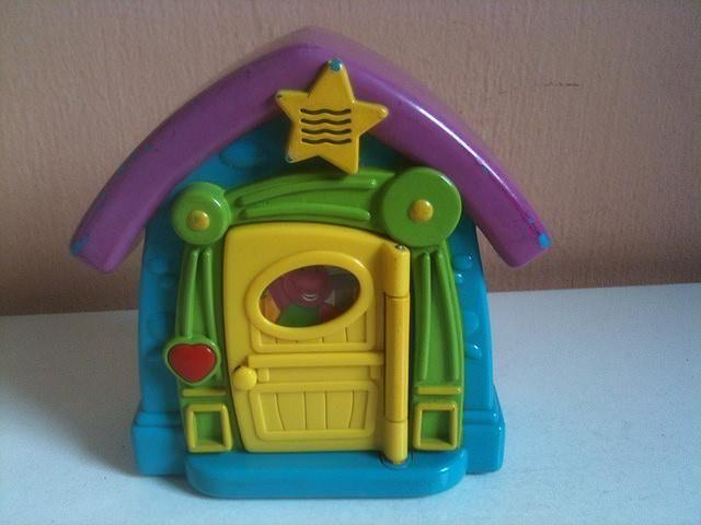 Barney Musical Toy House
