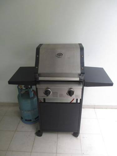 BBQ Gas with Cylinder