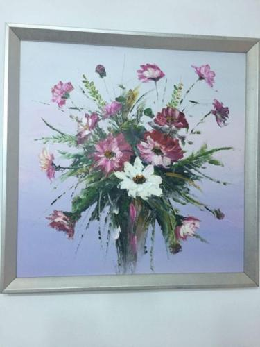 Beautiful and Easy to Match-Oil Painting- Nice