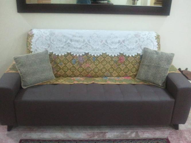 Beautiful black couch chair for sale