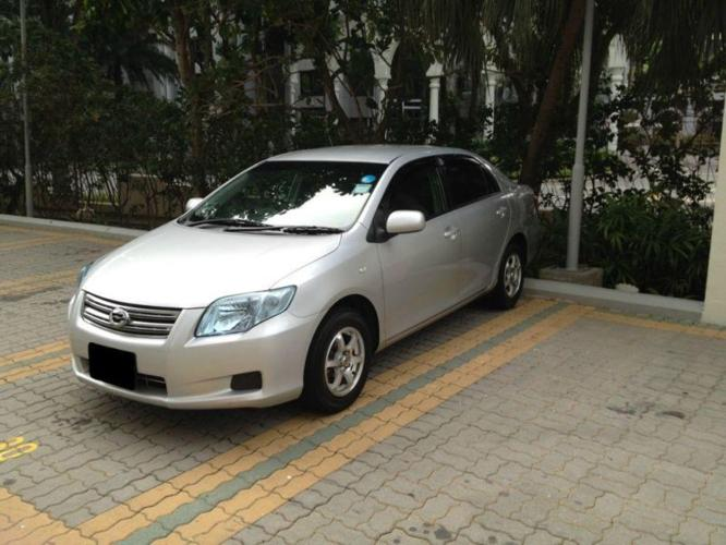 Beautiful & Carefully Maintained TOYOTA AXIO 1.5X A for
