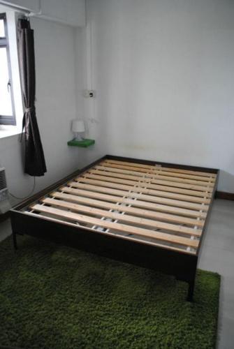 Bed frame - $150 (Geylang)