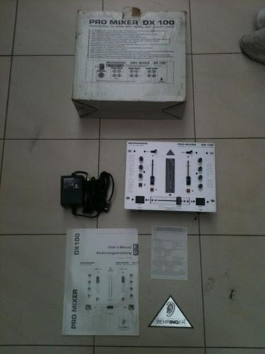 Behringer Pro Mixer DX100