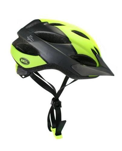Bell Piston Helmet - Matte Lime Green