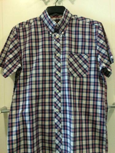 Ben Sherman Half Sleeve Shirt $12,normal price $120