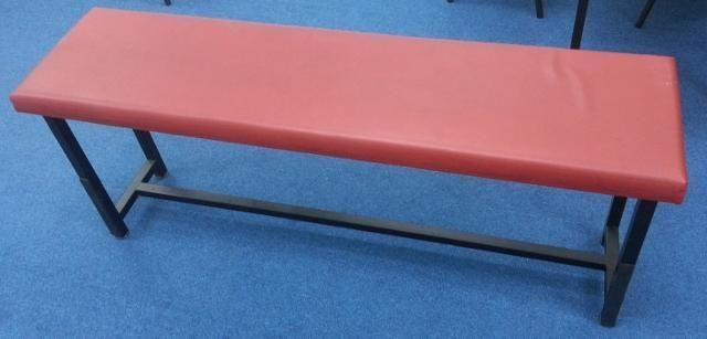 Benches and Stools are in good condition
