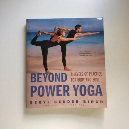 Beyond Power Yoga Textbook