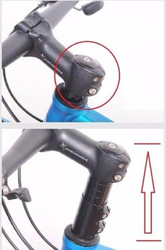 Bicycle Handlebar Stem Riser Extender for Sale
