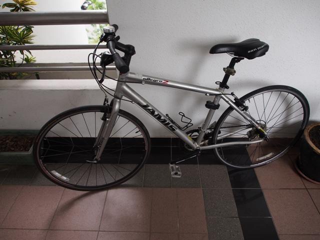 Bicycle Jamis Allegro2 Hybrid / Commuter Bike