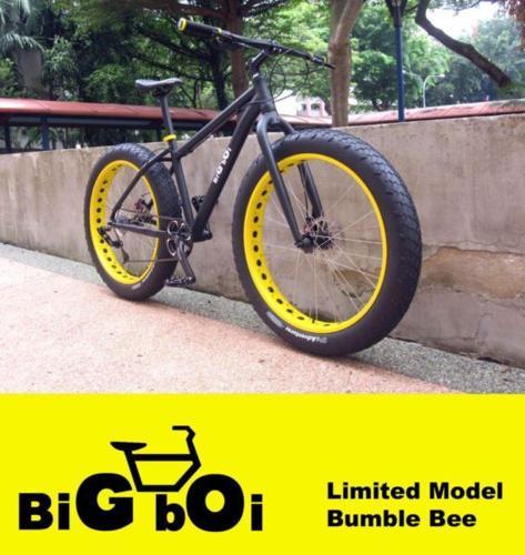 Big Boi Fat Bike For Sale In Jalan Bukit Merah Central Singapore