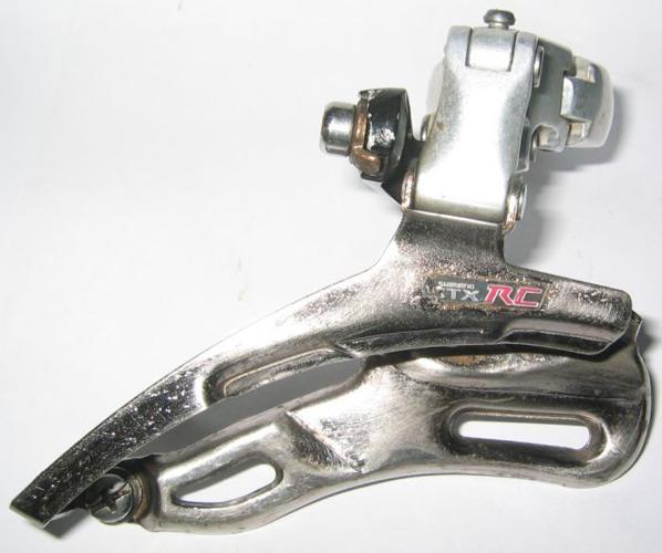 Bike bicycle components: Shimano Front Derailleur