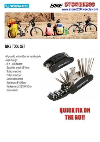 Bike Tool Set