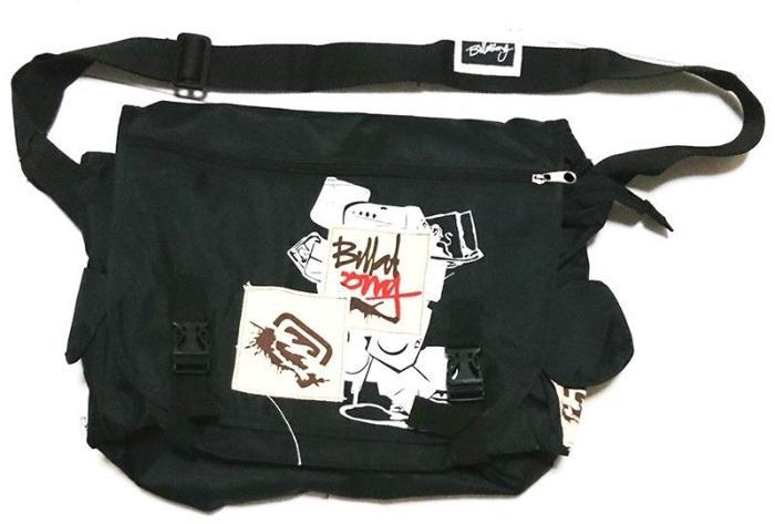 Billabong Polyester Waterproof Sling Messenger Bag