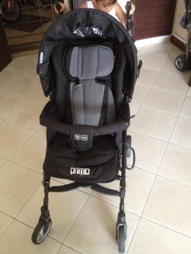 Black Primo Stroller