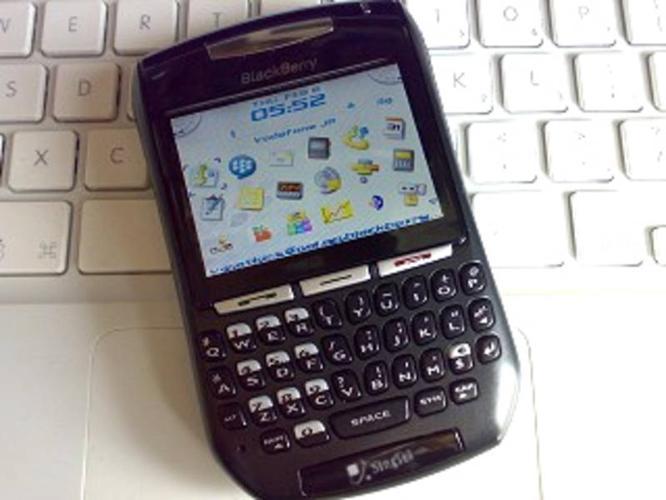 blackberry 8707g non camera