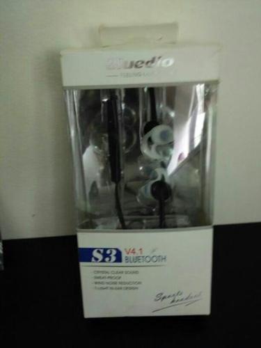 Bluedio Wireless Bluetooth Earpiece S3 V4.1