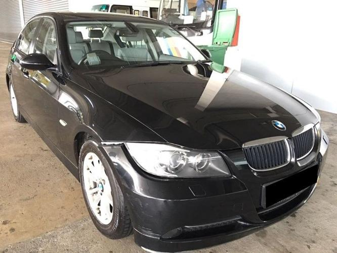 BMW 320 ONLY $280.00 FROM 09/03-12/03/2018 (P PLATE
