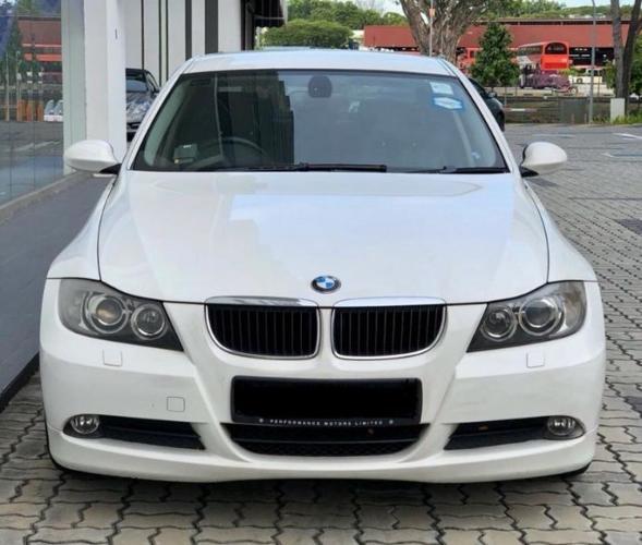 BMW 320i (UBER & GRAB Enabled)