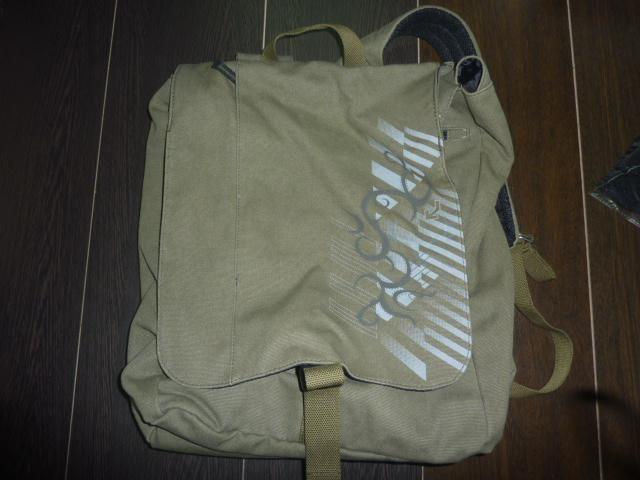 BN Case Logic laptop and camera bag