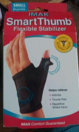 BN Imak Smart Thumb Flexible Stabilizer, S size