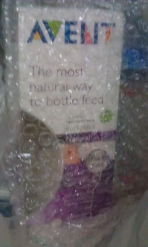 BN Philips Avent Natural Glass 240ml Feeding Bottle