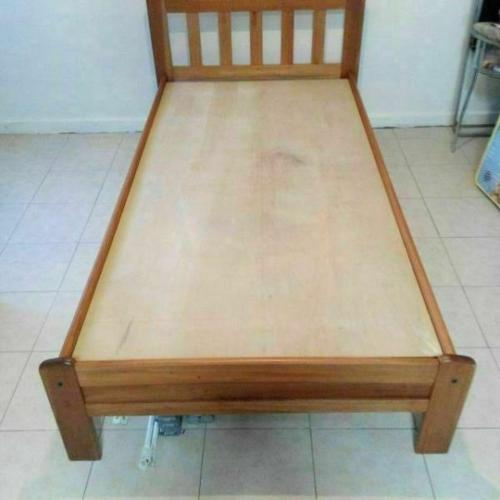 bn single bed with mattress