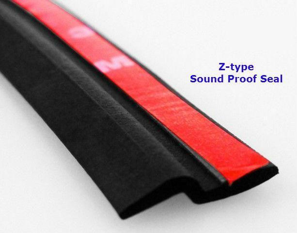 BN Universal 2m Z-Type A-Pillar Car Sound Proof