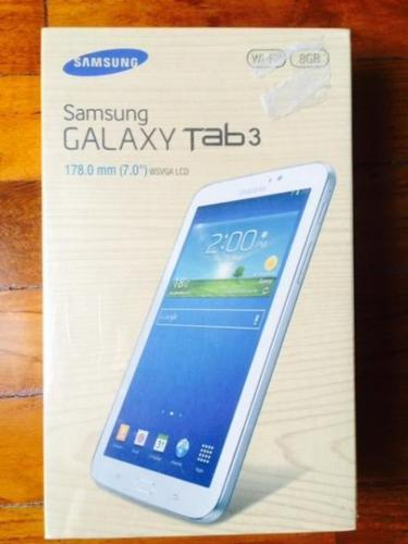 *BNIB Samsung Galaxy Tab 3 (7.0