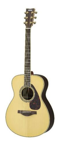 BNIB Yamaha LS6 (ARE) Dreadnaught Acoustic Guitar (in