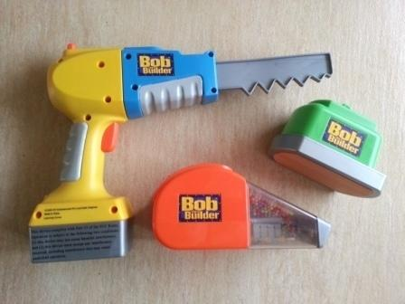 Bob the Builder (Learning Curve) Talking Toolset with