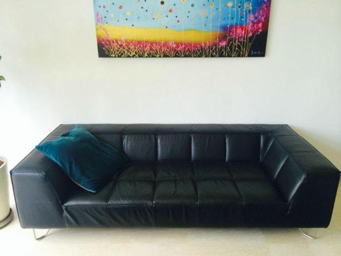 Boconcept Leather Sofa For Sale In Bideford Road Central Singapore
