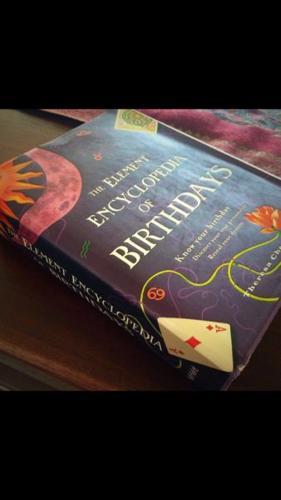 Book of Birthdays
