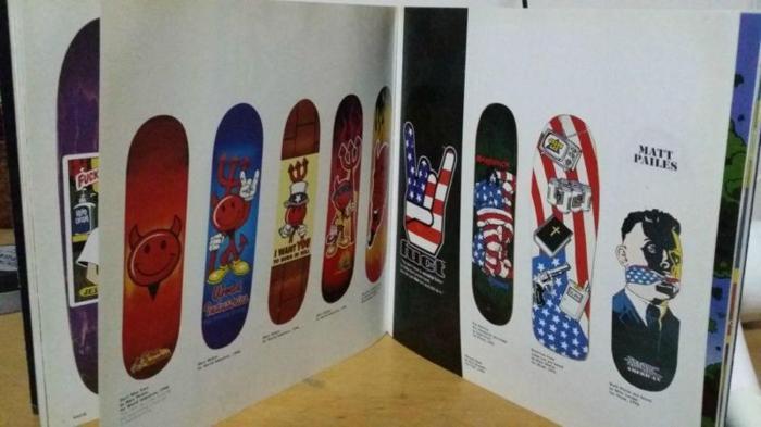 Bored - Skateboard book