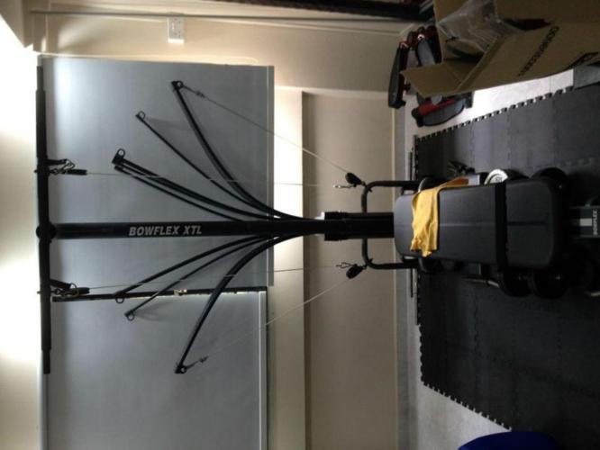 Proform cardiohiit trainer display set home gym singapore