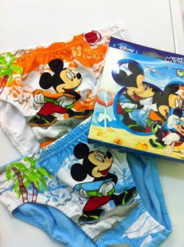 Boys Underwear - Mickey