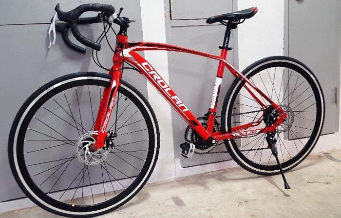 Brand New 26 700cc Road Race Bike With Shimano Parts 21 Speed