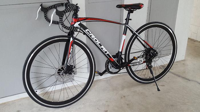 Brand New 700cc Road Race Bike With Shimano Parts 21 Speed Gear