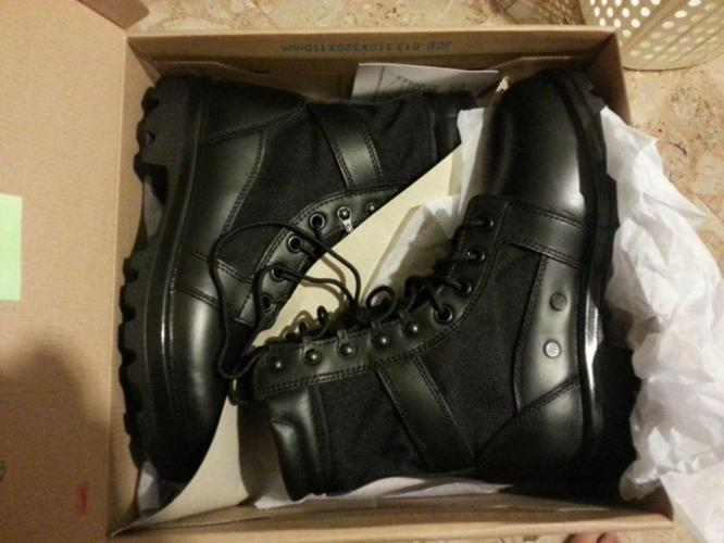 Brand new army police navy combat boots US 8.0