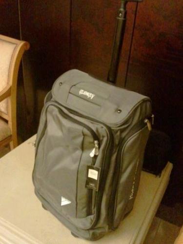 Brand New Ashworth Luggage For Sale!