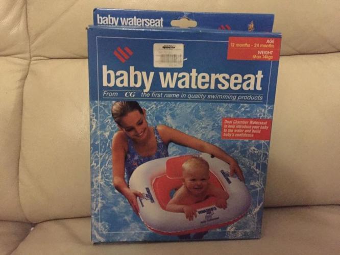 BRAND NEW BABY WATER SEAT